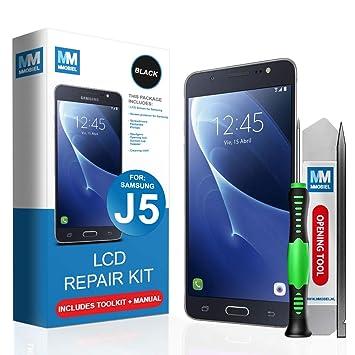 MMOBIEL Repuesto Pantalla LCD Compatible con Samsung Galaxy J5 ...