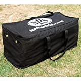 Hooten Manufacturing Black Canvas Bale Bag