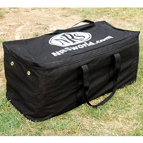 Hooten Manufacturing Black Canvas Bale Bag