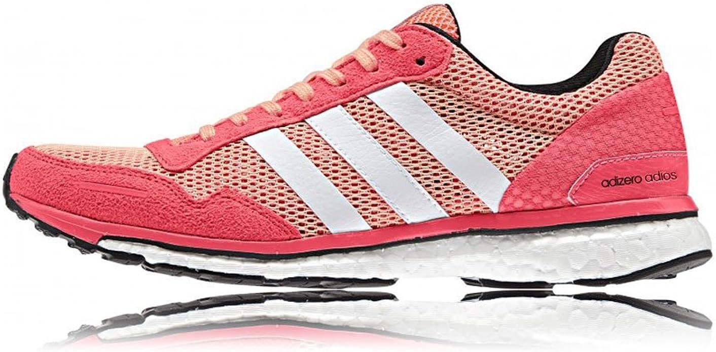 adidas Damen Adizero Adios 3 Laufschuhe, Orange