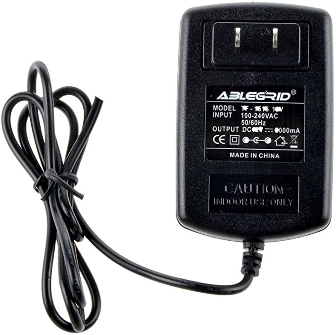 Accessory USA 4ft Small AC DC Adapter for Model SUN-1200300B3 Shenzhen Soy Technology Switching Power Supply Cord