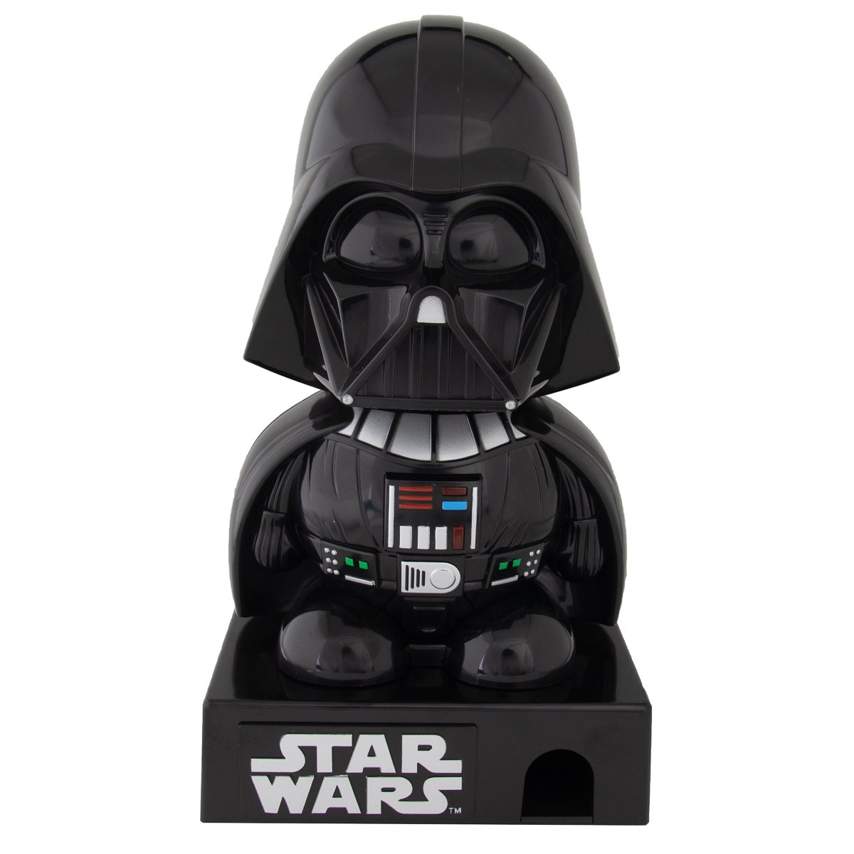 Star Wars Darth Vader Mini Gumball Machine Candy Dispenser Toy Lights and Sounds Disney Star Wars