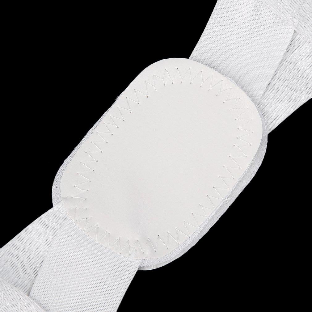 Soporte de Hombro Terapia Postura Corporal Ajustable Cintur/ón de Soporte en la Espalda Corrector