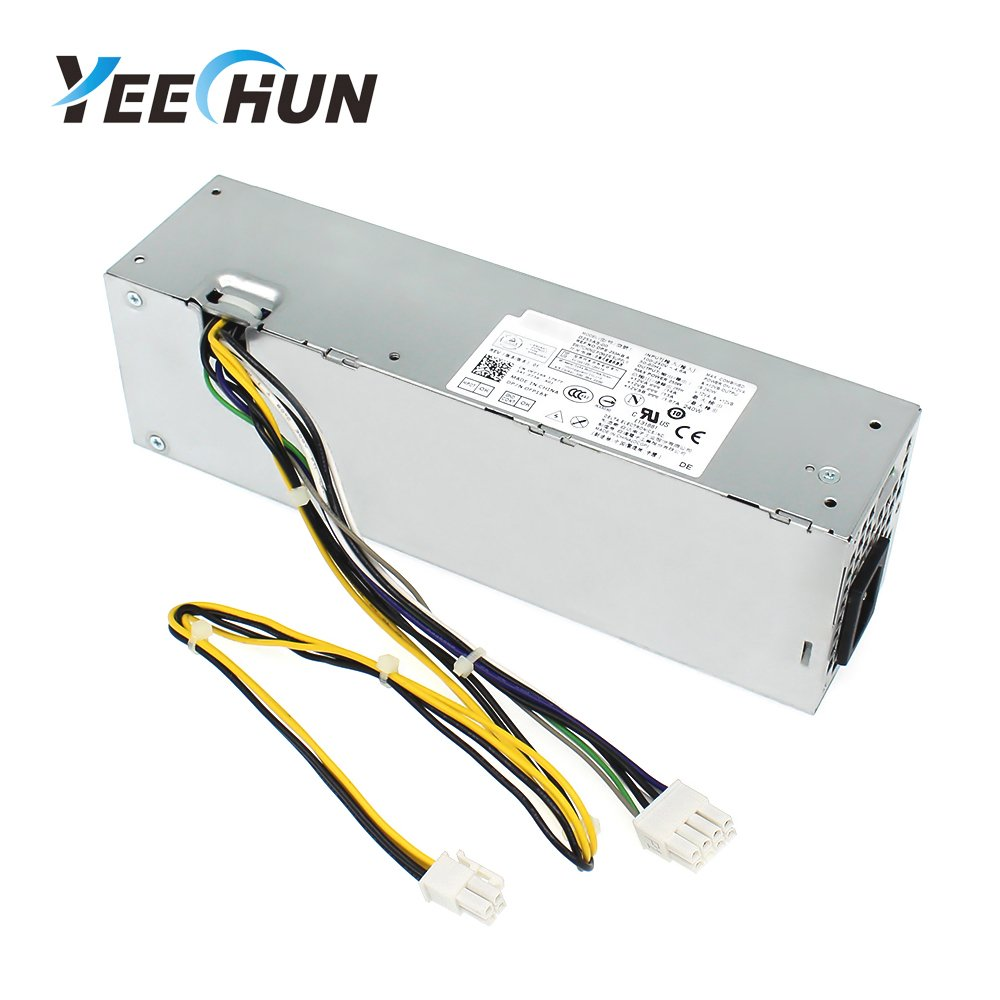 YEECHUN 255W L255AS-00 PS-3261-2DF Power Supply for Dell Optiplex 3020 7020 9020 Precision T1700 Small Form Factor (SFF) Systems Part Number: YH9D7 R7PPW NT1XP 3XRJ0 V9MVK FP16X T4GWM M9GW7 FN3MN by YEECHUN
