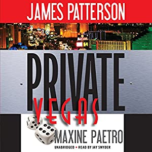 Private Vegas Audiobook