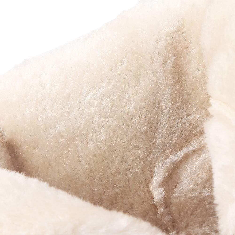 Botas Bohemias con Cremallera y Cremallera Descalzos Botas Martin Botines Zapatos LILICAT® cNational Botines con Flecos con borlas Mujer Zapatos con ...