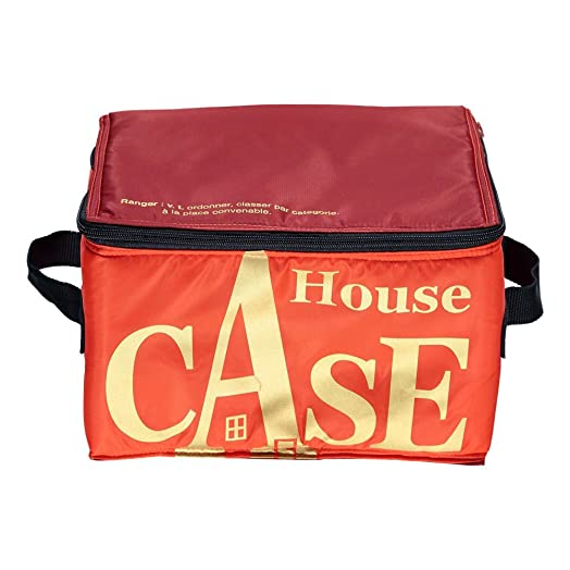 Bensimon House Case Burgundy/Red Size S: Amazon.co.uk: DIY & Tools