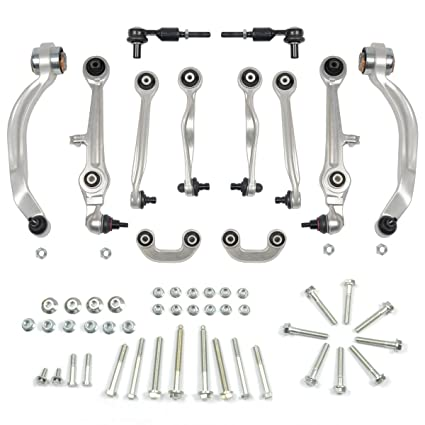 14x Suspension Arm/  / Front Traggel/änk Suspension Tie Rod Assembly