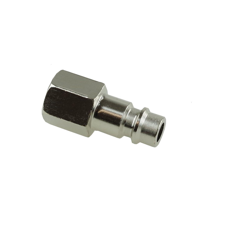 Druckluft Schnellkupplungen in verschiedenen Größen und Ausführungen