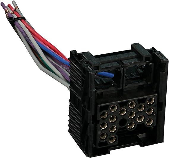 Amazon.com: Metra 71-8590 Reverse Wiring Harness for Select 1990-2002 BMW  Vehicles OEM Radio: Car ElectronicsAmazon.com