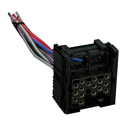 amazon com metra 71 8590 reverse wiring harness for select 1990 Toyota Wiring Harness Connectors Bmw Wiring Harness Connectors #21
