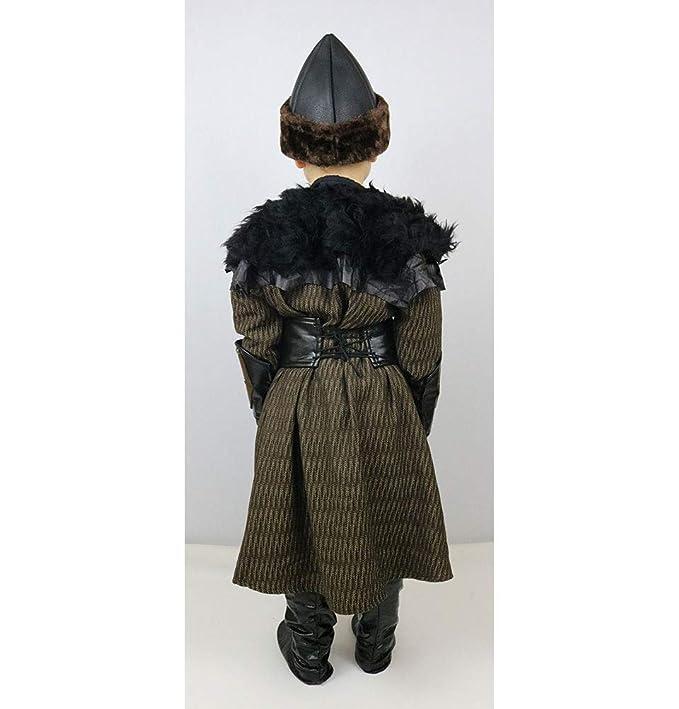 Amazon.com: Modefa - Conjunto de disfraz de soldado turco ...