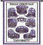 NCAA Tapestry NCAA Team: TCU