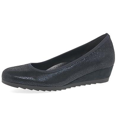 1bb84f7c8 Gabor Women's Epworth Closed-Toe Pumps: Amazon.co.uk: Shoes & Bags