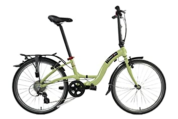 "2017 Dahon Briza D8 – Bicicleta plegable con ruedas de 24 "" ..."