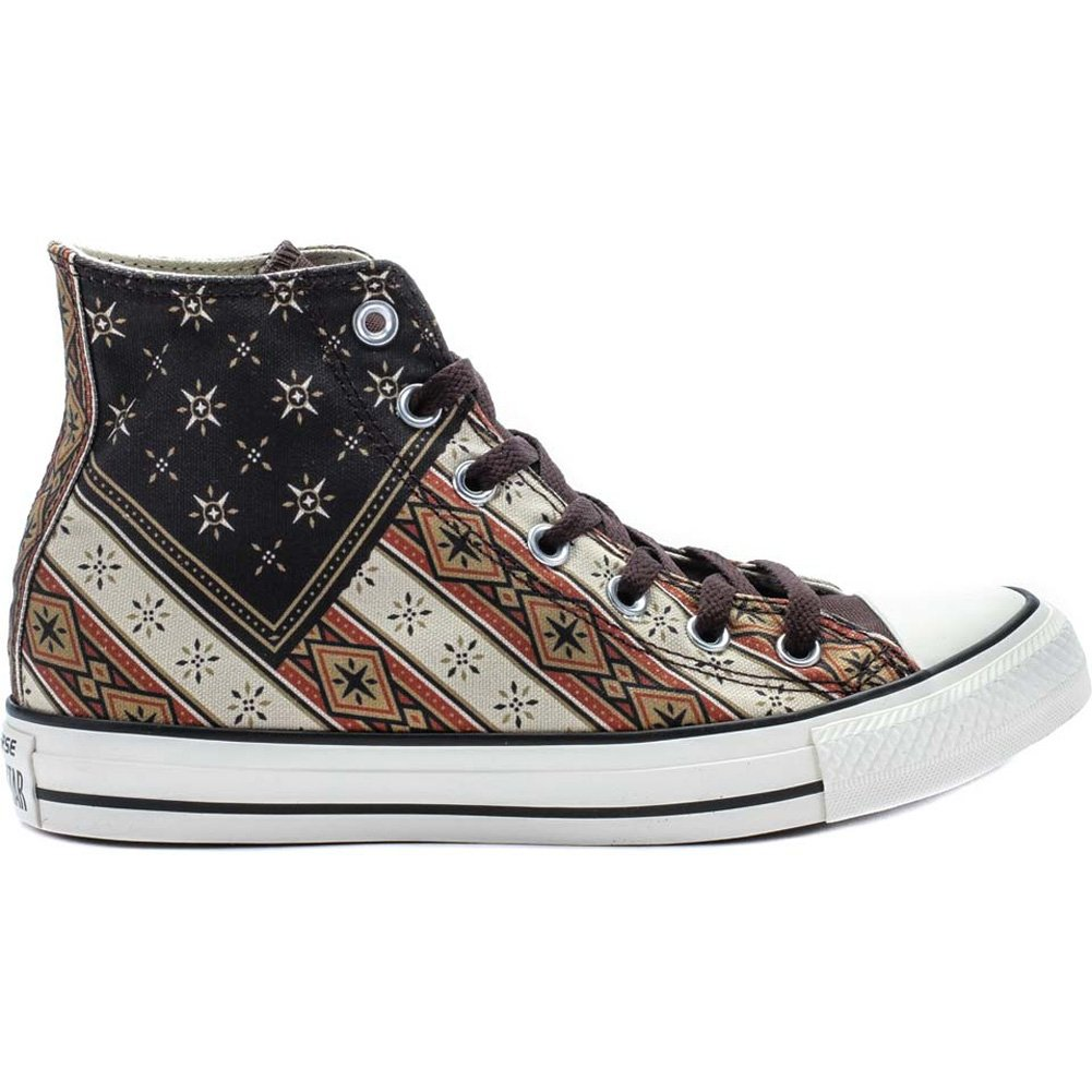 Burnt Umber Fire Brick WilFaible Converse 144826 paniers pour Femmes