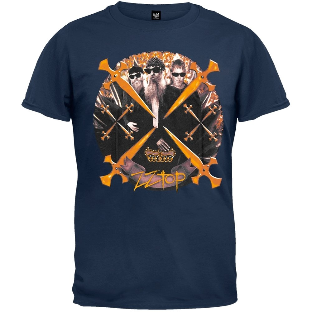 ZZ Top - Compilation T-Shirt Giant Merchandising