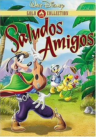 Saludos Amigos [Import USA Zone 1]: Amazon.fr: Luske, Hamilton ...