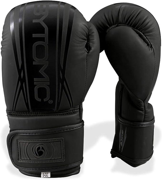 Bytomic Boxing Gloves Performer V4 Black Training Sparring