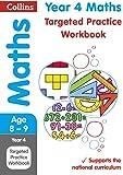 Year 4 Maths Targeted Practice Workbook