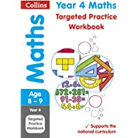 Year 4 Maths Targeted Practice Workbook: 2019 Tests