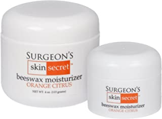 product image for Surgeon's Skin Secret Beeswax Moisturizer Jar Combo Pack (Orange Citrus)
