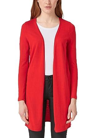 website for discount huge discount buy online s.Oliver RED LABEL Damen Long-Cardigan aus Feinstrick: s ...