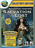 Redemption Cemetery SALVATION OF THE LOST Hidden Object PC Game DVD-ROM + BONUS