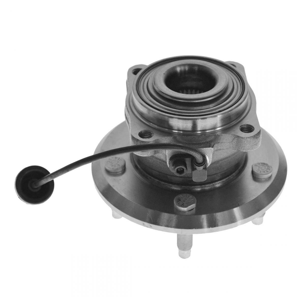 Rear Wheel Hub & Bearing 5 Lug ABS for Torrent Equinox Vue XL7 Hybrid SUV AM Autoparts
