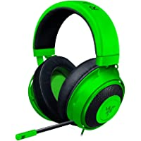 Razer RZ04-02830200-R3U1 Razer Kraken - Multi-Platform Wired Gaming Headset- Green,
