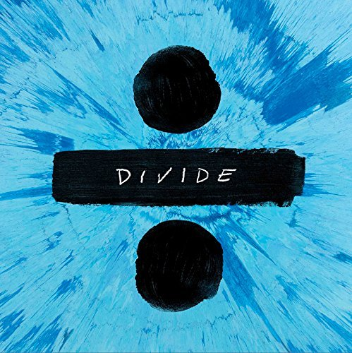 Music : US direct divide cd Deluxe Version by ed sheeran