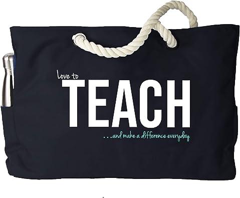Teacher Life Tote Bag Teacher Bag Teacher Tote Teacher Accessory Bag Teacher Gifts Teacher Accessories Teacher Book Bag