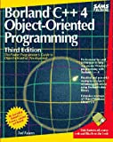 Borland C Plus Plus 4.0 Object-Oriented Programming, Faison, Ted, 0672303116