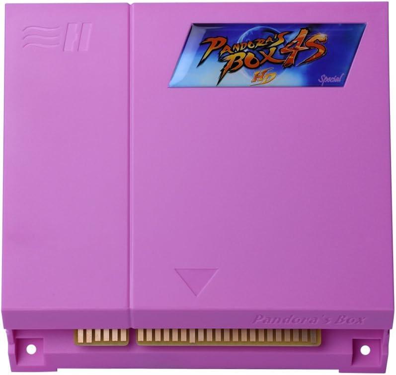 Pandora's Box 4s+ PCB 815 In 1 Multi Arcade Games Jamma Board VGA HDMI Output Arcade Cabinet