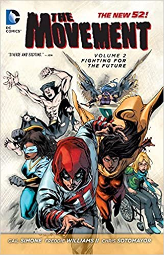 Book The Movement Volume 2 TP (The New 52) by Gail Simone (16-Dec-2014)
