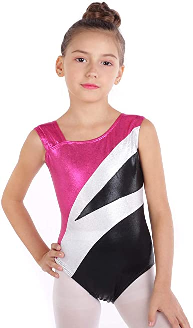 Ballet Leotards for Baby Girls Toddler Kids GYM Trainning Dance Wear Bodysuit