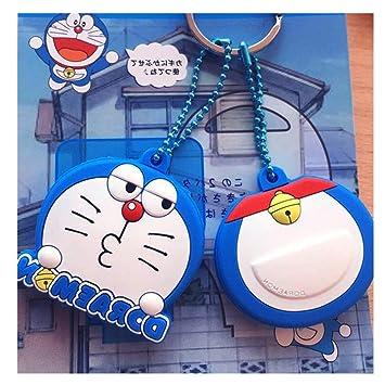 Amazon.com: Kerrs Choice Doraemon - Llavero con tapas para ...