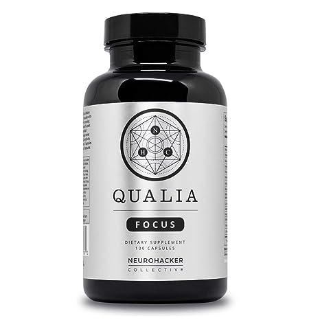 Amazon Com Qualia Focus Nootropics The Brain Supplement For Focus