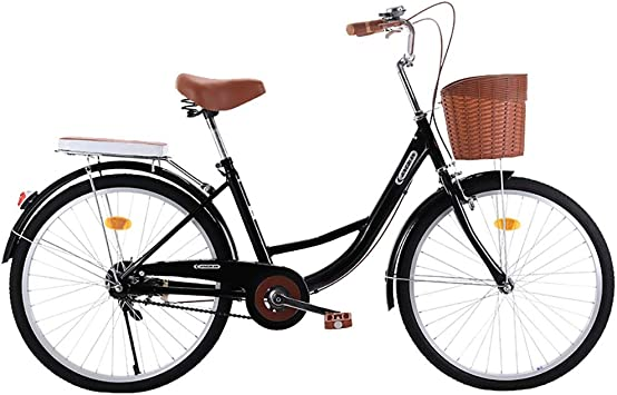 MLSH Bicicleta de Ciudad, Estilo holandés clásico Tradicional ...
