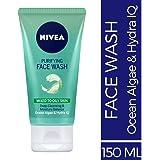 Nivea Purifying Facewash, 150ml