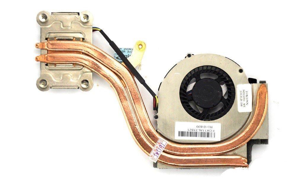 GGZone Nuevo Lenovo IBM thinkpad X220 X220i X220s X230 X230i CPU Cooling Ventilador disipador de Calor 4-Pin 4-Pin