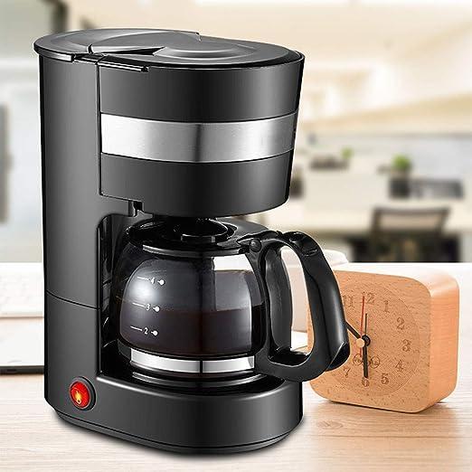 GBX Cafetera doméstica, máquina de café, filtro de goteo ...