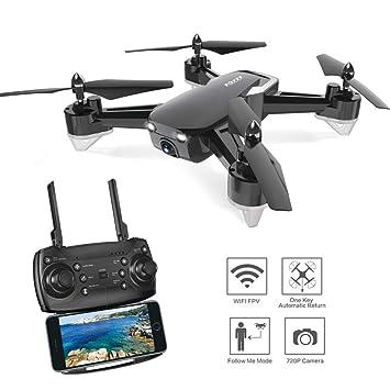720P HD Drones con Camaras Profesionales Drones para Niños con ...