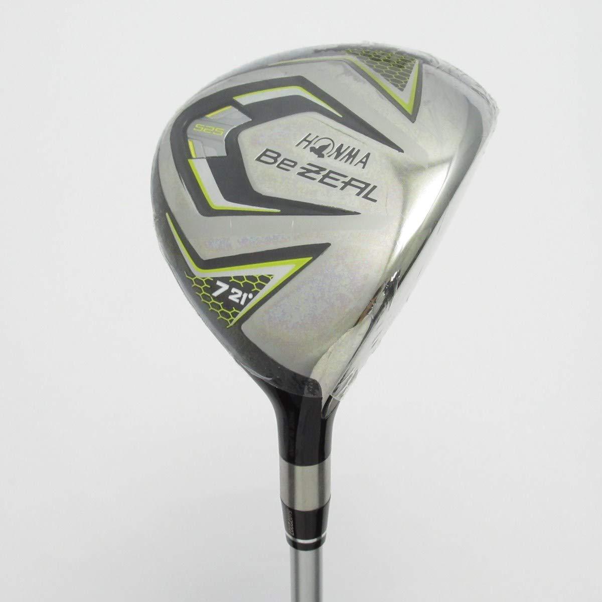 【中古】本間ゴルフ Be ZEAL Be ZEAL 525 フェアウェイウッド VIZARD for Be ZEAL 【7W】 B07SKQGZ3L  R