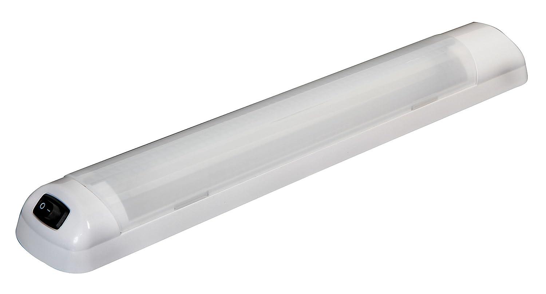 Lampa - Luz interior de la là ¡ mpara 12v 8w 1 neon coche autocaravanas 70667