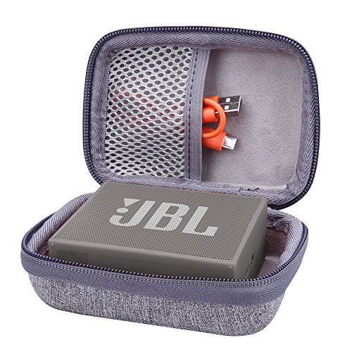 Hard Case for JBL Go/JBL GO 2 Portable Bluetooth Speaker by Aenllosi