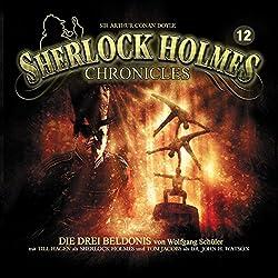 Die drei Beldonis (Sherlock Holmes Chronicles 12)