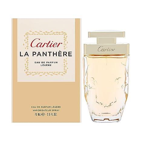 eca39cc1a53 Cartier La Panthère Eau de Parfum Légère - 75 ml  Amazon.es  Belleza