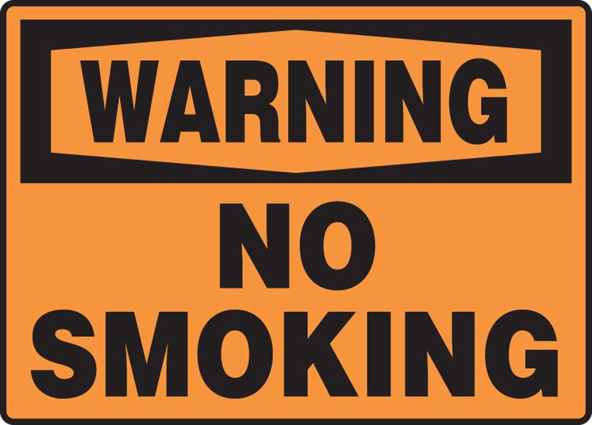 10x14 LegendWarning No Smoking 10 Length x 14 width x 0.004 Thickness 10 Height black On Orange Vinyl LegendWarning No Smoking 14 Wide Accuform MSMK315VS Adhesive Vinyl Sign 10 Height 10 Length 10 Length x 14 width x 0.004 Thickness