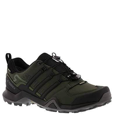 adidas Performance TERREX SWIFT R2 GTX - Trail running shoes - black cH9l4o